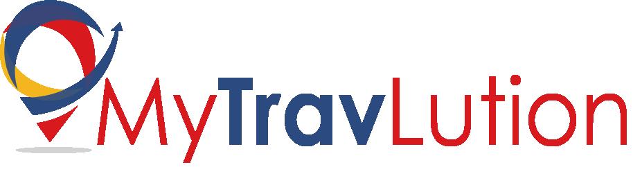 Mytravlution logo